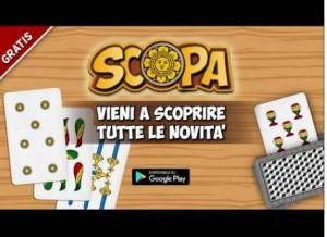 Scopa + MOD
