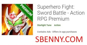 Superhero Fight: Sword Battle - Acción RPG Premium