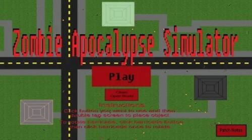 ZAS - (Simulatur ta 'Zombie Apocalypse) + MOD