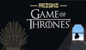 Reigns: Logħba ta 'Thrones