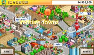Venture Towns + MOD