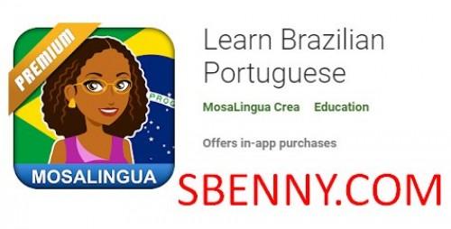 Lerne brasilianisches Portugiesisch + MOD