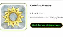 Way Walkers: University + MOD