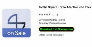 Площадь Талита - Oreo Adaptive Icon Pack