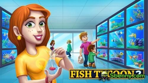 Poisson Tycoon 2 Aquarium virtuel + MOD