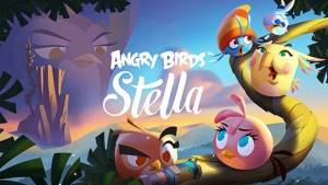 Angry Birds Stella + MOD