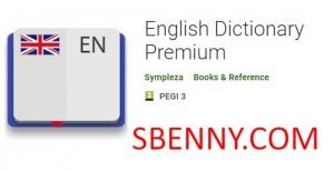 Dizzjunarju Ingliż Premium