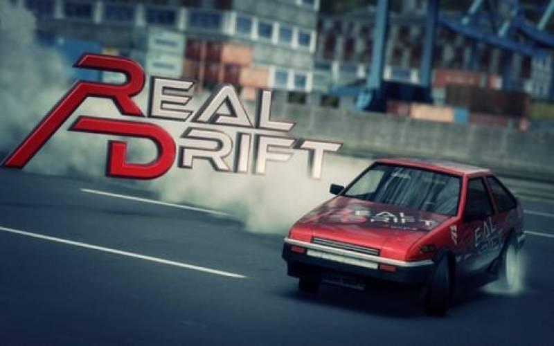 Drift Car Racing Real + MOD