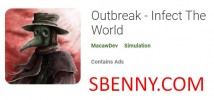 Outbreak - Infect The World + MOD