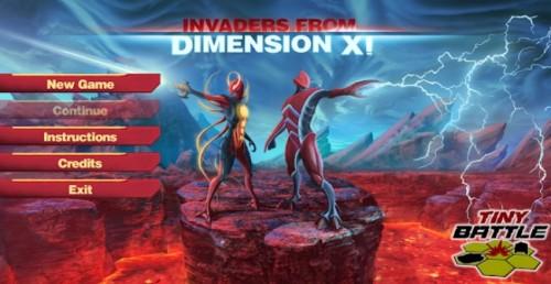 ¡Invasores de la dimensión X! + MOD