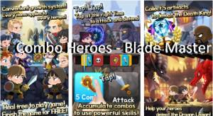 Combo Heroes - Blade Master + MOD