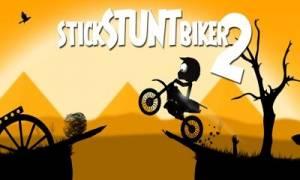 Придерживайтесь Stunt Biker 2