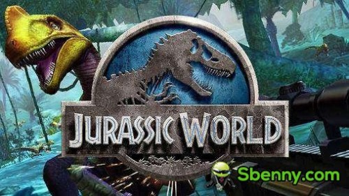 Jurassic World ™: The Game + MOD