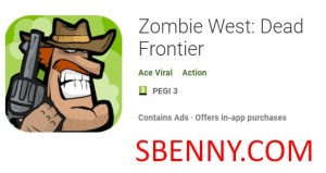 Zombie West: Dead Frontier + MOD
