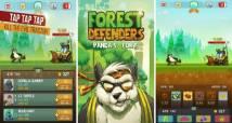 Défenseurs des forêts: Fury + MOD Panda