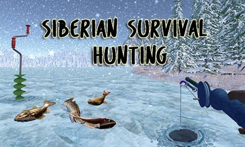 Sibirischen Überleben. Jagd. + MOD