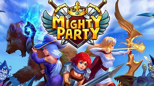Mighty Party: Heroes Clash + MOD