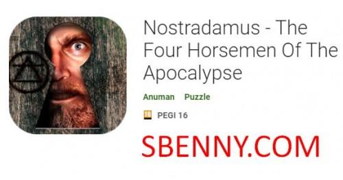 Nostradamus - Les quatre cavaliers de l'Apocalypse + MOD