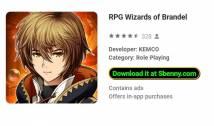 RPG Wizards of Brandel + MOD