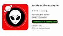 Partikel Sandbox Schwerkraft Sim + MOD