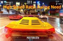 High Speed ​​Race: Racing Need + MOD