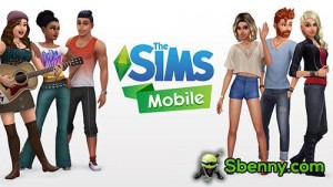Мобильный телефон Sims ™