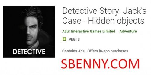 Detective Story: Jack's Case - Objetos ocultos + MOD