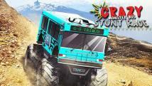 Verrückte Monster Bus Stunt-Rennen + MOD