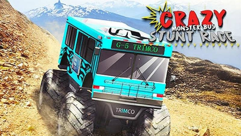 Razza tal-Istunt ta 'Xarabank Monster Crazy + MOD