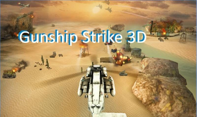 Gunship Strike 3D + MOD