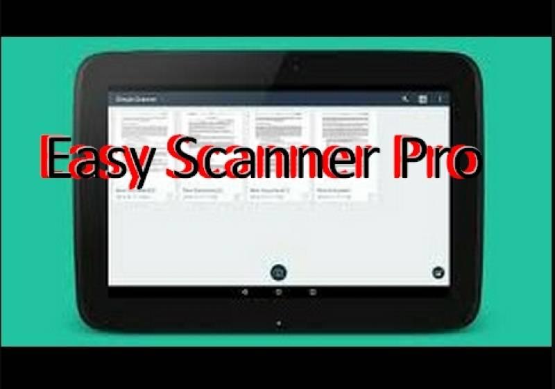 Easy Scanner Pro + MOD