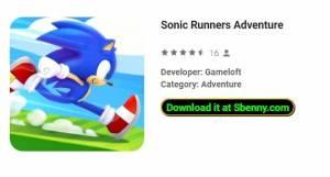 Sonic Runners Abenteuer