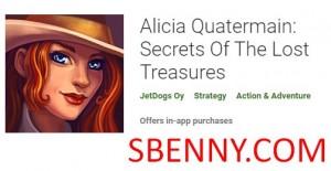 Alicia Quatermain: Secrets Of The Lost Treasures + MOD