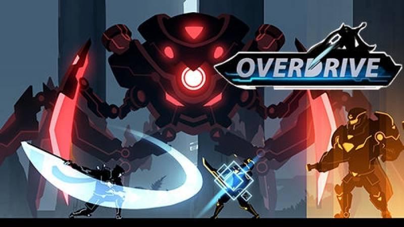 Overdrive - Ninja Shadow Revenge + MOD