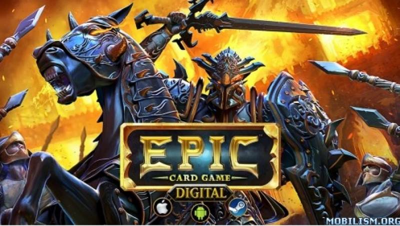 Epic Card Game + MOD