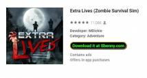 Дополнительные Жизни (Zombie Survival Sim) + MOD