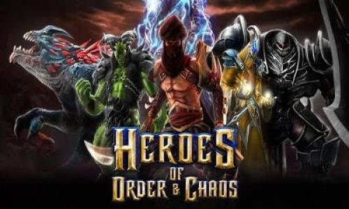 Heroes of Order & Chaos + MOD
