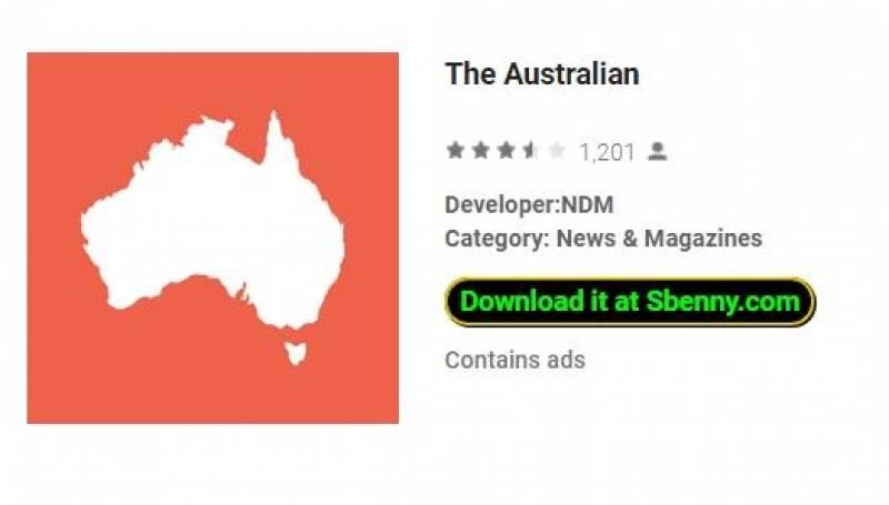 O Australian + MOD