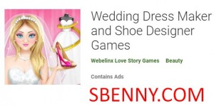 Wedding Dress Maker and Shoe Designer Games + MOD