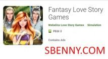 Fantasy Love Story Games + MOD