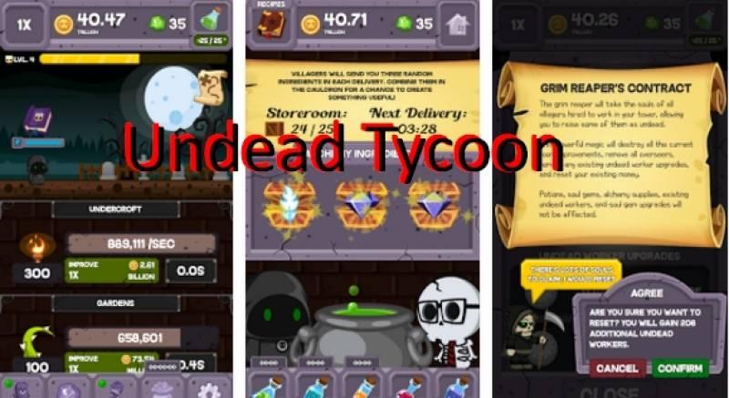 Mortos-vivos Tycoon + MOD
