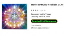 Trance 5D Music Visualizer & amp; Live Wallpaper + MOD