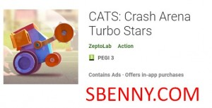KATZEN: Crash Arena Turbo Stars + MOD