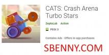 CATS: Crash Arena Turbo Stars + MOD