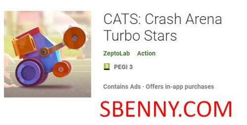 CATS: Crash Arena Turbo Stars + MOD