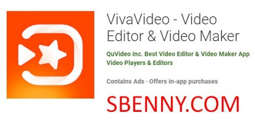 VivaVideo - Video Editor & amp; Video Maker + MOD