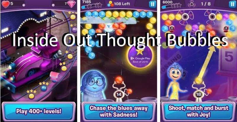 Inside Out Thought Bubbles + MOD