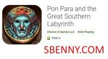 Pon Para und das Große Südliche Labyrinth + MOD