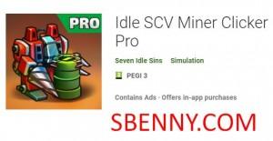 Idle SCV Miner Clicker Pro