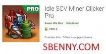 Простой SCV Miner Clicker Pro